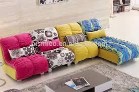 contemporary style living room sofa set