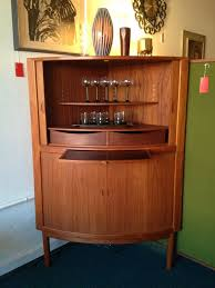 beautiful furniture pictures. midcentury danish corner bar cabinet with tambour doors beautiful example of mid century modern furniture at its finest pictures r