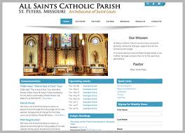 Church Website Templates Best Best Catholic Website Templates And Themes Connecting Members