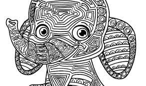 Tutto Il Meglio Di Mandala Da Colorare Difficilissimi Animali Su