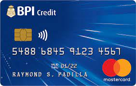 Different categories of credit cards available in the philippines. Credit Cards Bpi
