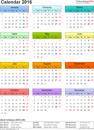 calendar uk bank holidays excel pdf word templates calendar 2016 as png file
