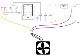 4 wire pc fan wiring diagram wire center \u2022 Xbox 360 Controller Diagram 3 wire computer fan wiring diagram wire center u2022 rh naiadesign co 4 wire cooling fan
