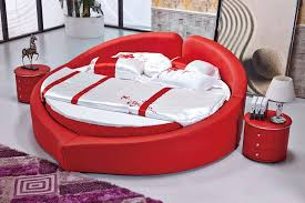 modern style beds. Perfect Modern The Modern Design Of The Soft Leather Bed  Gold Large Double Bedroom  Furniture Style Round Roomin Beds From Furniture On Aliexpresscom  Throughout Modern Style D