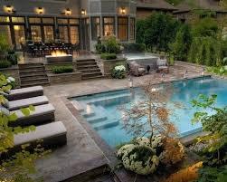 Beautiful Backyard Pools Model Cool Decorating Design