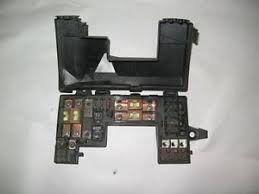 90 93 acura integra oem under hood fuse box with fuses and relays s type fuses for homes at Fuse Box Fuses