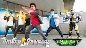 Ranger Identities | Power Rangers Beast Morphers Episode 17 Ranger Reveal | Power  Rangers Official - YouTube