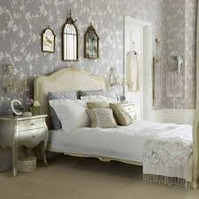 grey shabby chic bedroom furniture. Bedroom:Chic Bedroom With Grey Wallpaper And French Furniture Decorating Also Licious Images 35+ Shabby Chic E