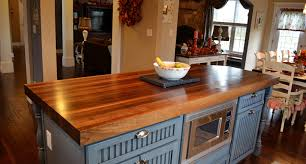 charming and classy wooden kitchen countertops with regard to ideas 22