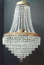 wonderful crystal chandelier