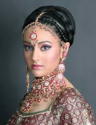Indian Hair Style wedding hairstyles for long hair 2400 by wearticles.com