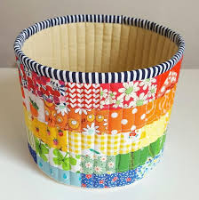 Tub Family. PDF Pattern. Fabric baskets. Storage. Instant | Etsy in 2020 |  Fabric baskets, Wholesale quilting fabric, Fabric bowls