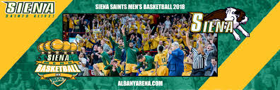 Siena Saints Mens Basketball At Times Union Center Times
