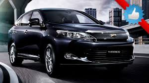 2016 Toyota Harrier, mid-size SUV The 2016 Toyota Harrier is ...