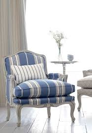 french chair upholstery ideas. blue and white interiors. french style sofafrench chair upholstery ideas p