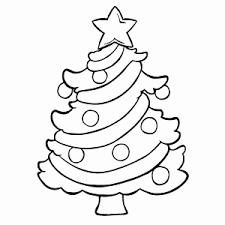 Kerstboom Tekening Mooi Kleurplaat Boom Met Takken Archidev