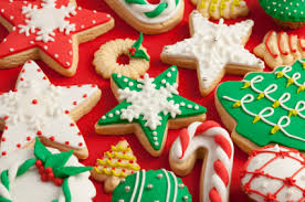 easy Christmas cookie icing techniques