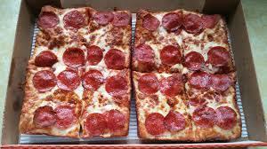 The Snack Attack Little Caesars Stuffed Crust Deep Dish Pizza Is