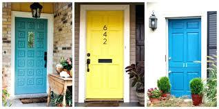 best way to paint front door can i paint my front door in winter