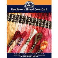 Dmc Color Conversion Chart Custom Thread To Dmc Color Conversion Counted Cross Stitch