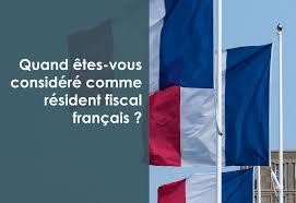 Résidence Fiscale : Quand êtes-vous considéré comme résident fiscal  français ? | Cabinet Roche & Cie