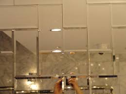 image of awesome antique mirror tiles