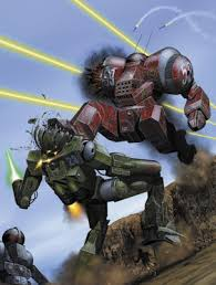 Classic Battletech A Whole Cluster Of Problems