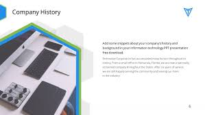 Technology Premium Powerpoint Template – Slidestore