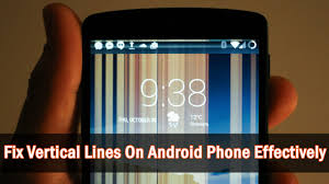 This trick tends to work best on the iphone or smaller screens because it takes slightly longer usually for the person to realize the display is not. 6 Solutions How To Fix Vertical Lines On Android Phone Effectively