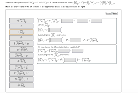 Blank Po Form Cool Solved Show That The Expression Auavhrap Orv P Can B