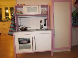... Kitchen, Appealing Wooden Play Kitchen Ikea Play Kitchen Wood Ikea  Duktig Hack Med Legetj Play ...