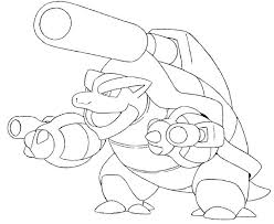 Small Picture Pokemon Coloring Pages Blastoise Coloring Pictures Coolagenet