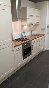 Cream Gloss Kitchen Gloss Cream Slab Kitchen Cabinets Pinterest Fitted Kitchens