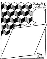 Tumbling Blocks Quilting | Tumbling blocks, Block quilt and Patterns &  Adamdwight.com
