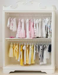 simple closet organization ideas. A Bookcase Can Be Turned Into A Simple Closet For Baby Organization Ideas