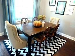 area rug under kitchen table dining room ideas rugs o26 rugs