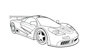 Car Coloring Pages Printable Cars Coloring Pages To Print Coloring