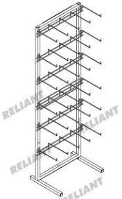 Metal Display Racks And Stands China Floor Rack Metal Stand Display Racks RTDR100 China 42