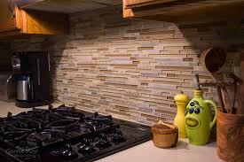082114 7548 lineal glass mosaic tile kitchen backsplash