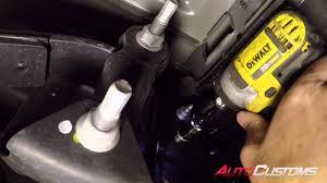 How to Remove Rear Bumper on 2015 Chevrolet Silverado at ...
