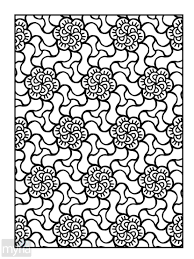 Large Print Adult Coloring Book Patterns 4 large print adult coloring book 4 big, beautiful & simple on benefits of adult coloring
