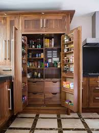 kitchen pantry cabinet design ideas houzz intended for 17
