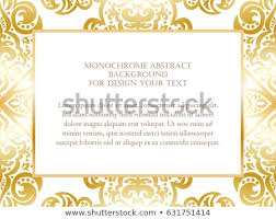 Free Invitation Background Designs Abstract Invitation Background Design Your Text Stock Vector