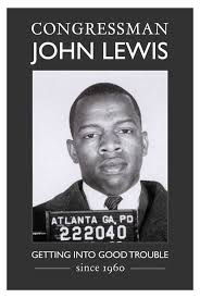 Wednesday Open Thread 40 March On Washington Heroes John Lewis Delectable John Lewis Quotes