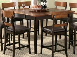 dining room pub style sets: unique bar stool height dining table dining room unusual counter