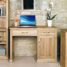 picture mobel oak. Baumhaus Mobel Oak Single Pedestal Computer Desk Picture