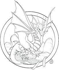 Dragon Coloring Pages Printable Dragon Coloring Pages For Kids
