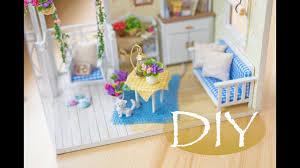 Миниатюрный кукольный домик #1 Miniature Doll <b>House DIY</b> Tsvoric