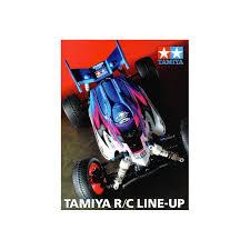 tamiya 64398 tamiya publication catalogue r c line up vol 2 2016 eng