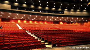 Gsr Seating Chart Grand Sierra Theater Reno